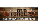 TJ's at The Old Forge Logo