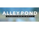 Alley Pond Sports Bar & Grill Logo