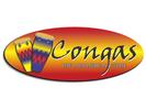 Congas Restaurant Logo