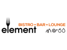 Element Bistro & Craft Cocktail Bar Logo