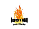 Leroy's BBQ Logo
