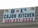 D&L's Cajun Kitchen Logo