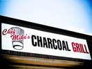 Chef Mike's Charcoal Grill Logo