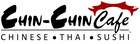 Chin Chin Cafe Asian Kitchen and Sushi Bar Logo