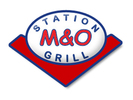 M&O Station Grill Logo