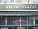 Canvasback Restaurant & Irish Pub Logo