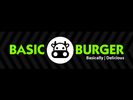 Basic Burger Logo