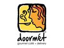Doormét: Gourmet Café Logo