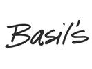 Basil's Restaurant Logo