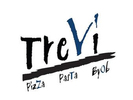 TreVi Pizza Pasta Logo