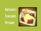 Katsumi's Teaching Kitchen Logo