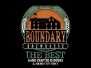 Boundary Brewhouse Logo