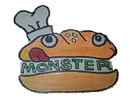 Monster Sandwich Logo