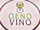 Oeno Vino Wine Shop and Lounge Logo