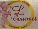 L Gourmet Logo
