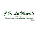 C.P. La Manno's Italian Logo