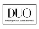 DUO Modern Japanese Logo