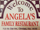 Angelas Family Restaurant Logo