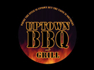 Uptown BBQ & Grill Logo