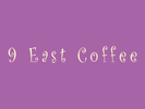 9 East Coffee Logo