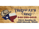 Tredways BBQ Logo