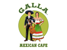 Galla Mexican Cafe Logo