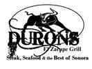 Duron's El Zarape Grill Logo