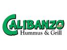 Calibanzo Hummus and Grill Logo