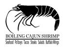 Boiling Cajun Shrimp Logo