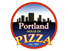 Portland House of Pizza Logo