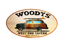 Woodys West End Tavern Logo