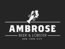 Ambrose Beer & Lobster Logo