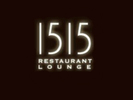 1515 Restaurant & Lounge Logo