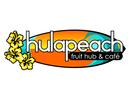Hula Peach Logo