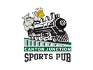 Canton Junction Sports Pub Logo