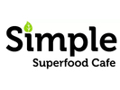 Simple Superfood Cafe Logo
