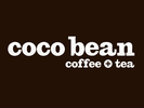 Coco Bean Coffee Shop Logo