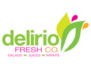 Delirio Fresh Co. Logo