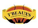 T'Beaux's Crawfish Logo