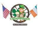 Paddywagon Inflatable Pub Logo