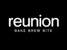 Reunion Bake Brew Bite Logo
