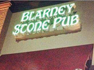 The Blarney Stone Pub Logo