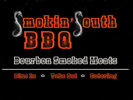 Smokin' South BBQ Restaurant Logo