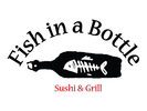 Fish in a Bottle Sushi & Grill Logo