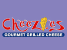 Cheezies Gourmet Grilled Cheese Logo
