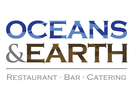 Oceans and Earth Restaurant Logo