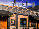 The Lincoln Bar and Grill Logo