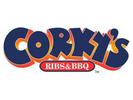 Corky's BBQ & Ribs Logo
