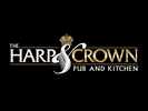 The Harp and Crown Logo