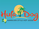 Hula Dog Logo